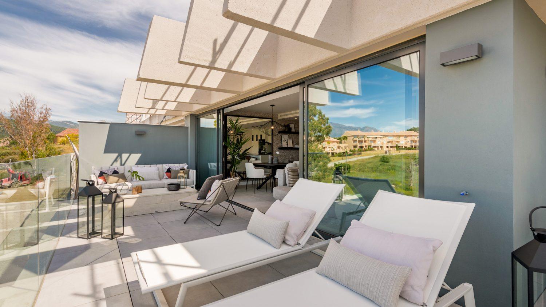 Квартиры на продажу в Эстепоне
