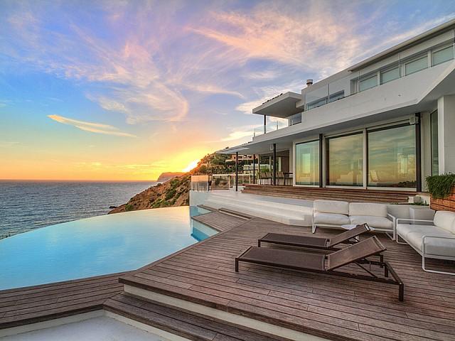 Preciosa vila en lloguer a la urbanització de Vista Alegre, Eivissa