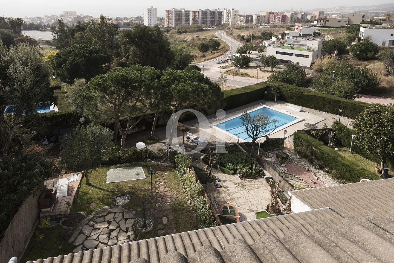 Виды из дома на продажу в Тейя, Маресме
