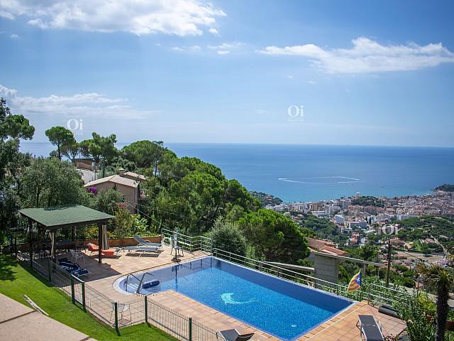 Splendida casa a Roca Grossa, Lloret de Mar.