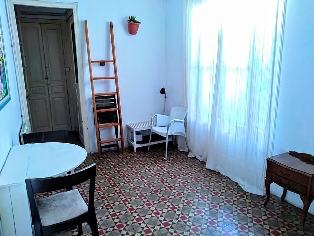Апартаменты te huur в районе Сьютат Велла, Барселона.