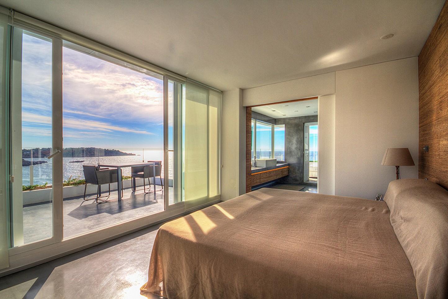 Dormitori connectat amb la terrassa