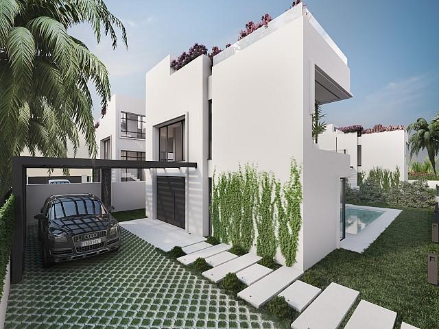 Ville in vendita a Río Verde, Marbella, Malaga
