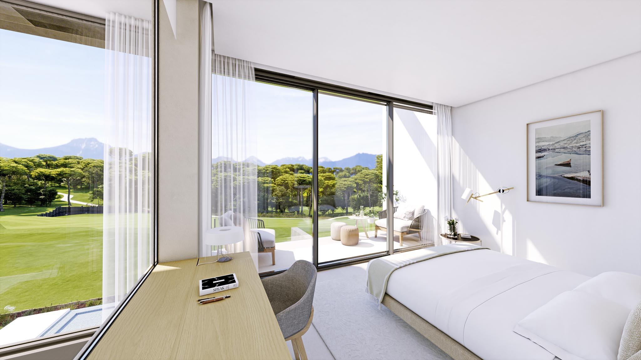 Вилла в PGA Catalunya Resort. ДУБОВЫЕ ВИЛЛЫ - L'Alzina