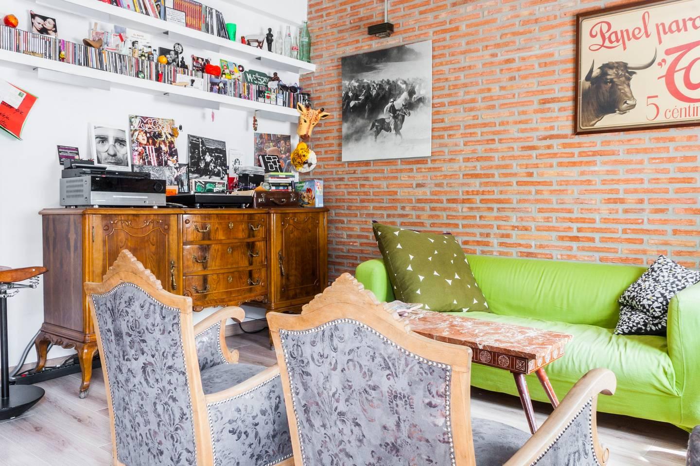 Продается квартира в центре Мадрида.