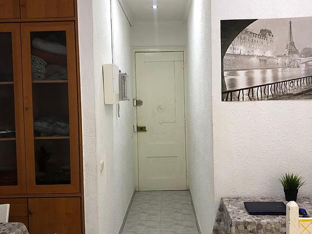 Appartement te huur in het centrum van Barcelona.