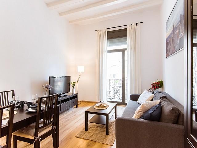 Bellissimo appartamento in affitto a Fort Pienc, Barcellona.