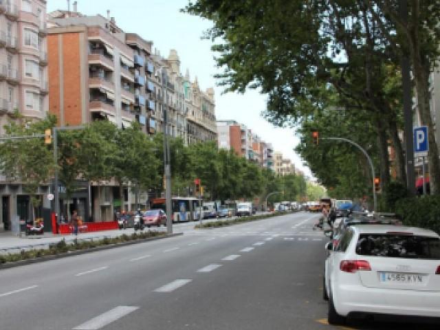Piso reformado en alquiler en Poble Sec, Barcelona
