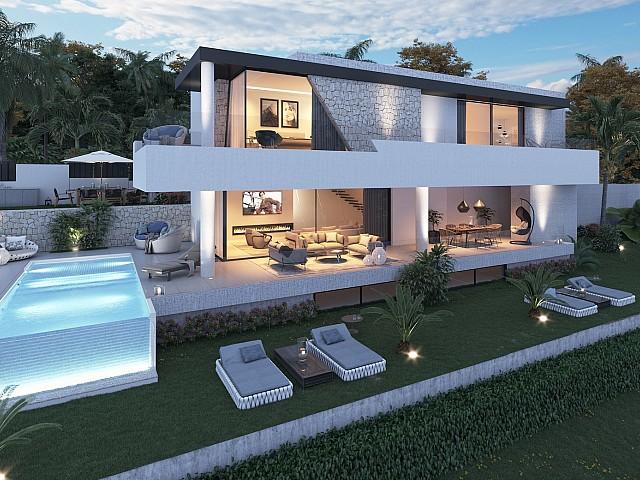 Villas de luxe à Estepona, Malaga