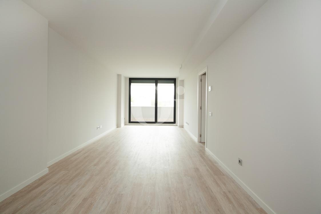 Vistas interiores del piso
