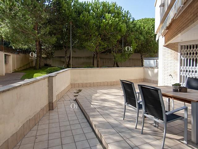 Gemütliche Wohnung in der Nähe des Botanischen Gartens in Lloret de Mar.