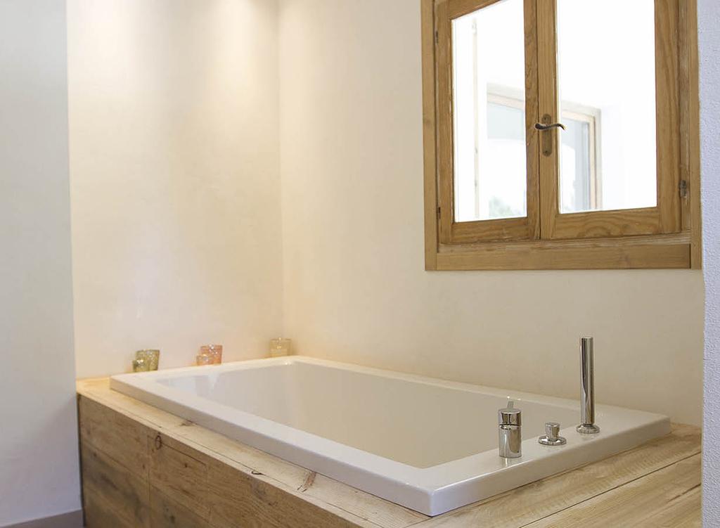 Ванная комната виллы на продажу в Кала Тарида