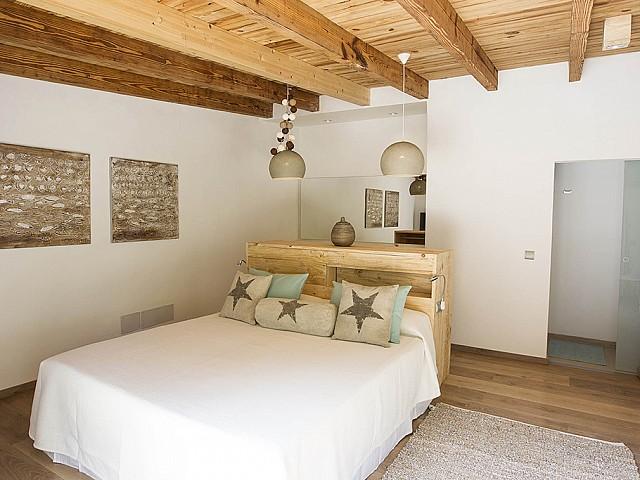 Dormitorio 4, en la casita 2