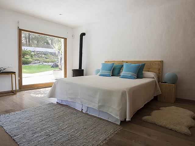 Dormitorio 5, en la casita 3