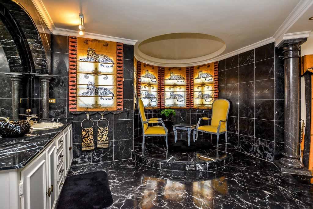 Ванная комната виллы на продажу в Марбелье