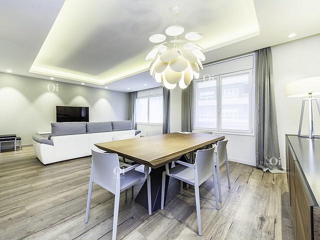 آپارتمان اجاره ای در Carrer de Còrsega، La Nova Esquerra de l'Eixample بارسلونا.