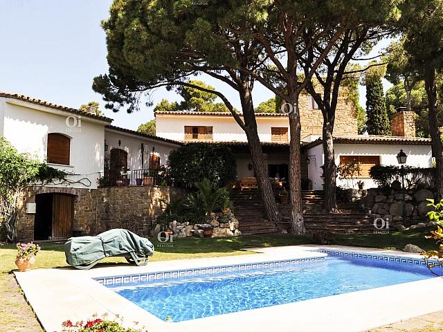 Encantadora villa rústica en Sant Antoni de Calonge