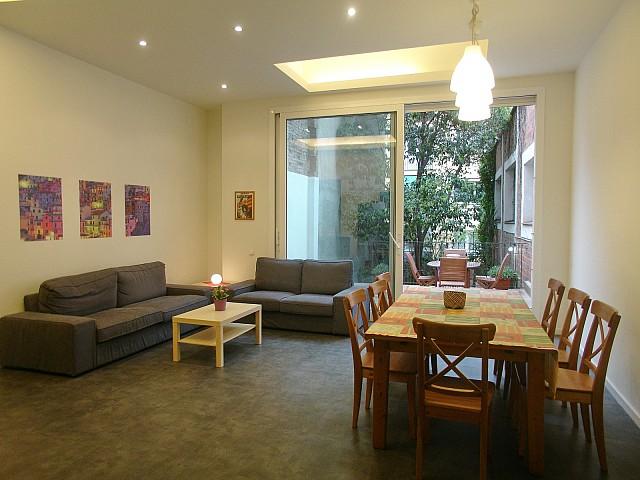 Квартира в аренду в Vallcarca els Penitents