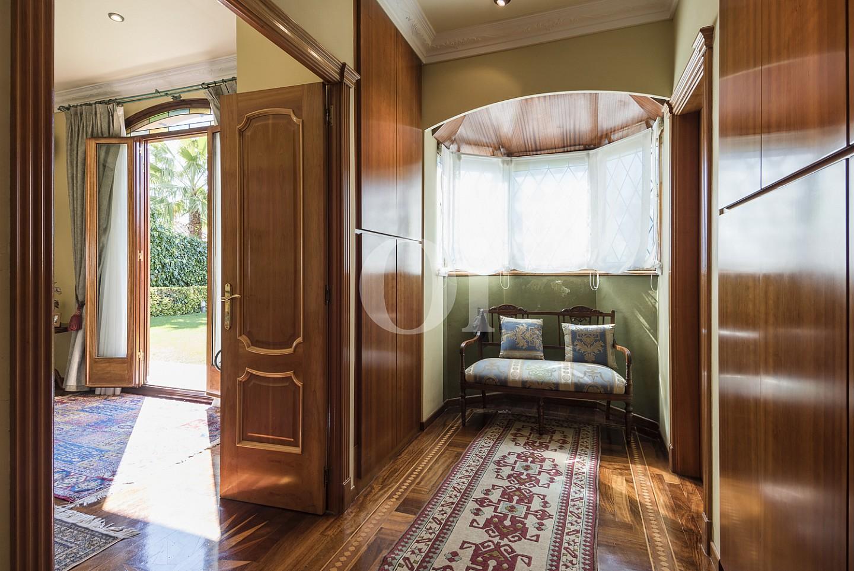 Шикарная гостиная дома на продажу в Кальдес дэстрак, Маресме