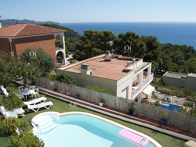 Vrijstaande villa te koop in Cala Sant Francesc - Santa Cristina
