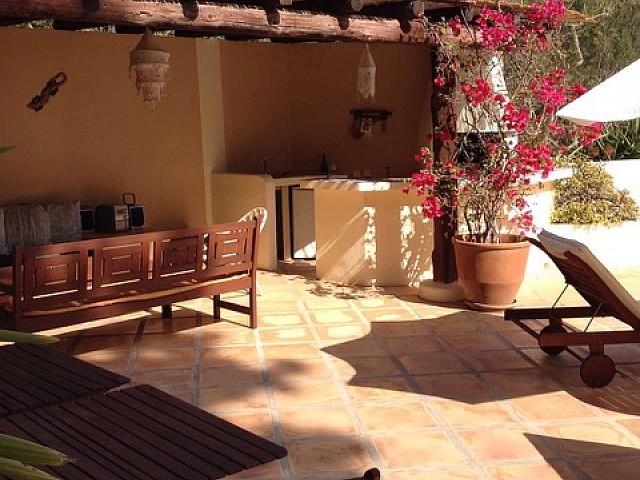 Роскошный дом на продажу на Ибице