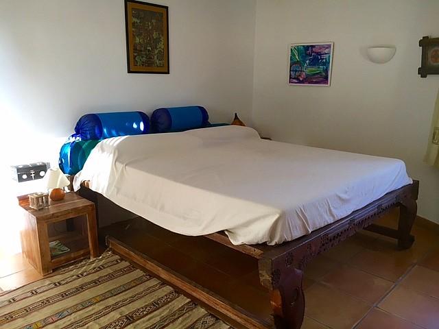 Спальня дома на продажу на Ибице