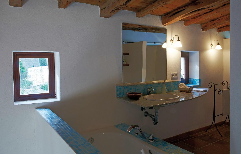 Ванная комната виллы в аренду в Сан Агустин
