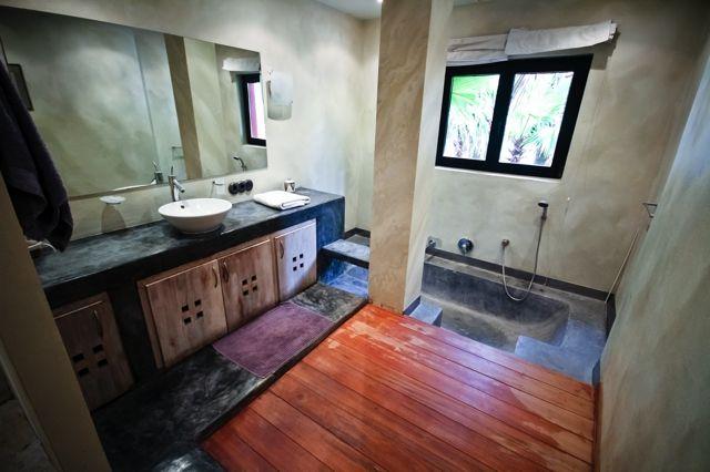 Ванная комнатавиллы на продажу в Кала Жондаль