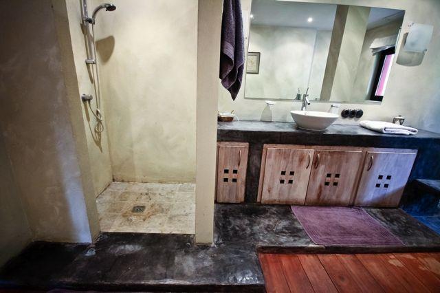 Ванная комната виллы на продажу в Кала Жондаль