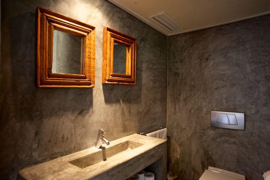 Ванная комната  виллы на продажу в Эс Салина