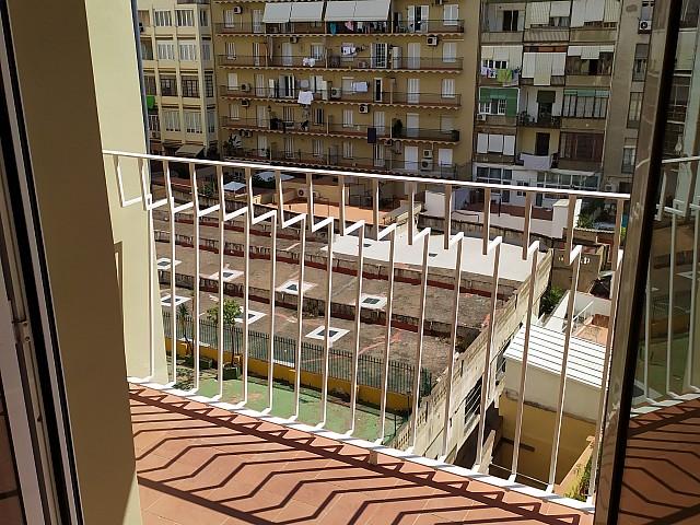 Apartamento aconchegante na carrer Diputación.