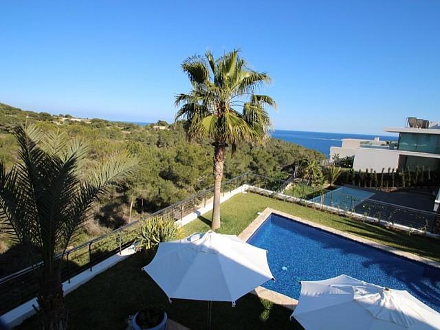 Lloguer d'una vila a l'exclusiva Urbanització de Can Martinet, Eivissa