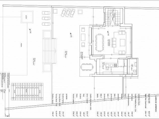 План-схема виллы на продажу в Рока Лаиса