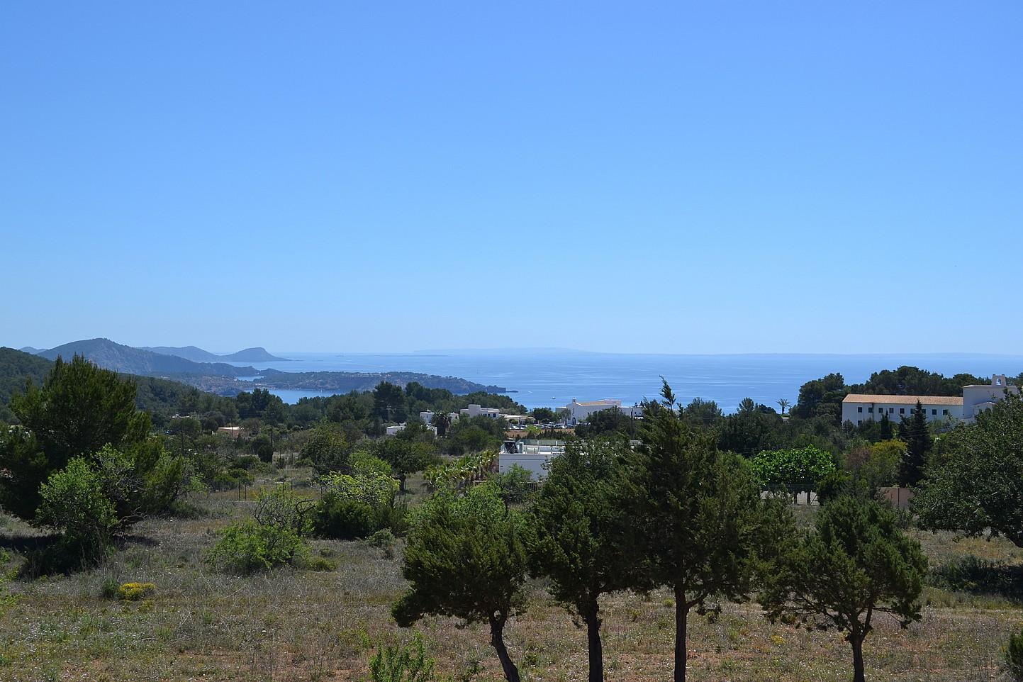 Magnífiques vistes al mar des de la vila