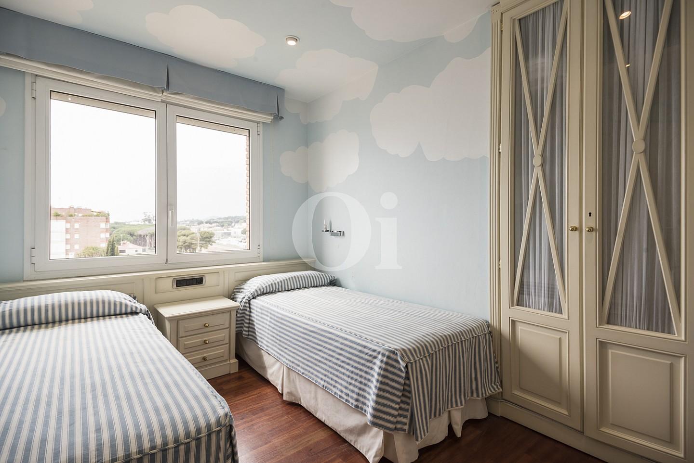 Dormitorio 2 con dos camas
