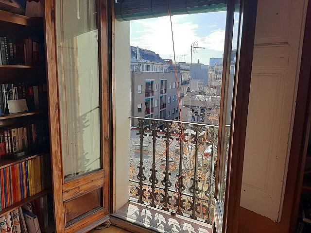 Appartement chaleureux à louer dans le centre de Gracia, Barcelone