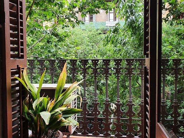 Schöne Wohnung zum Verkauf in der Calle Muntaner, Barcelona.