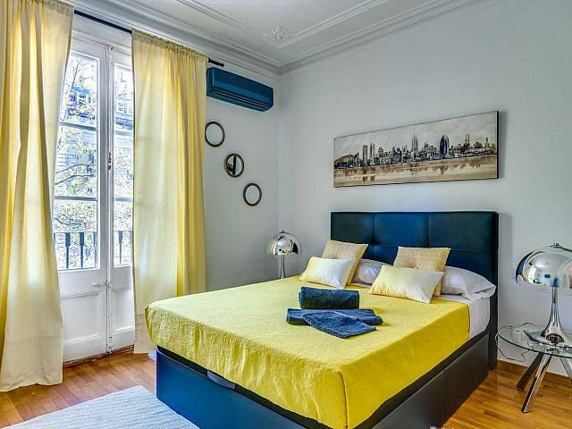 在巴塞罗那加泰罗尼亚广场出租美丽公寓