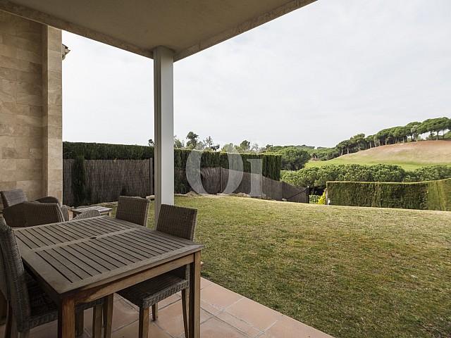 Продается дом в видом на поле для гольфа в Сант Висенс де Монтальт, Маресме