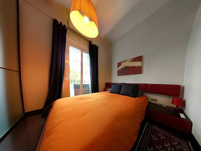 Apartment for rent with balcony in Carrer del Marroc, Provençals del Poblenou