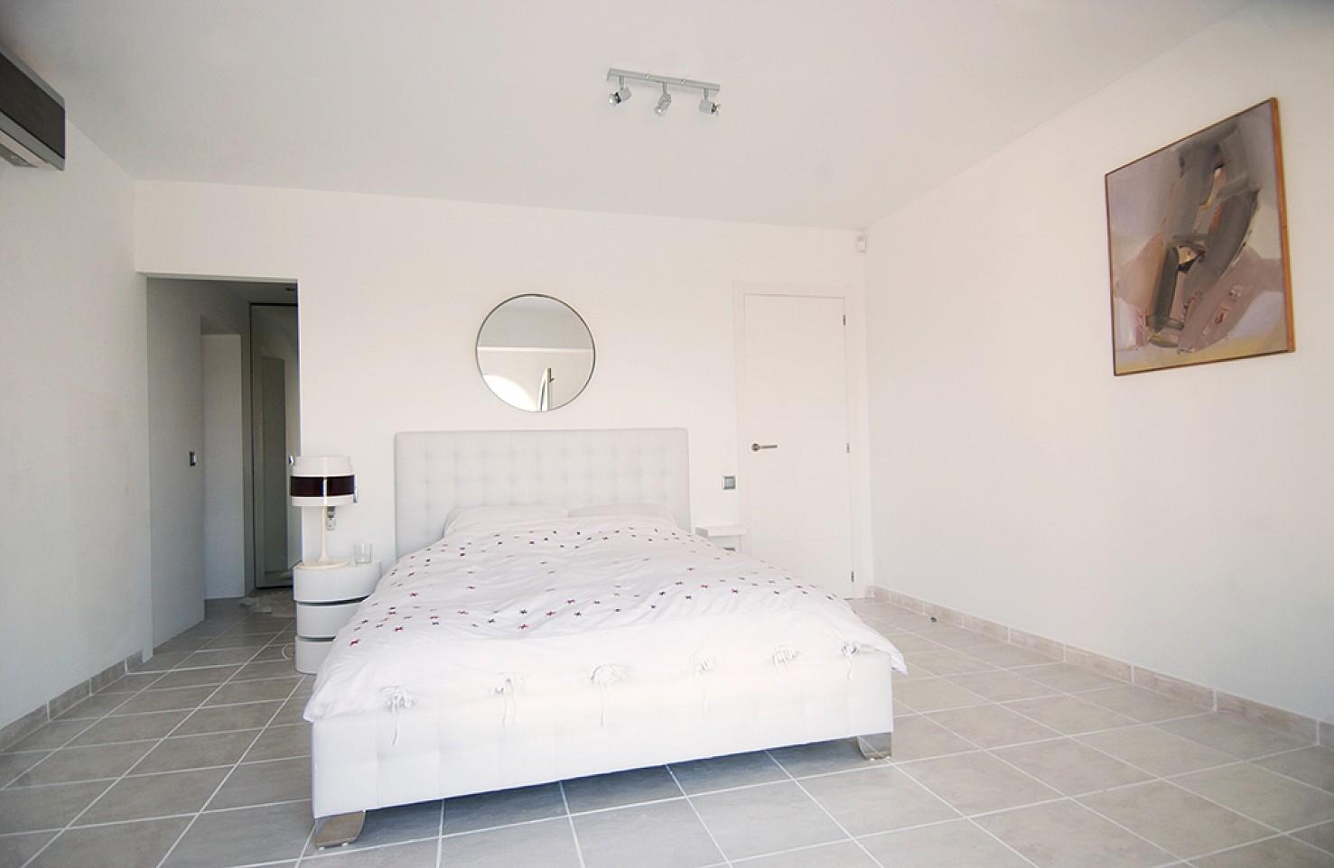 Шикарная спальня виллы в аренду в Сан Хосе