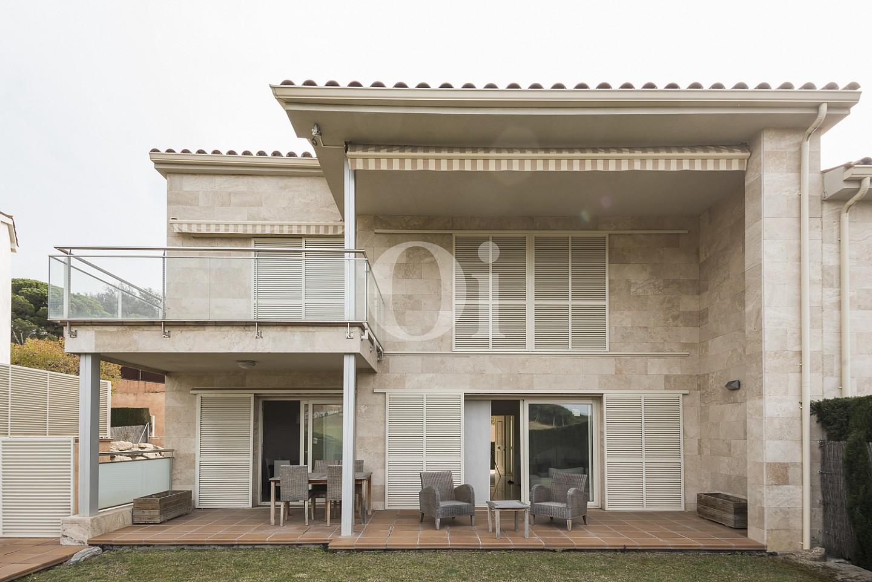 Внешний облик дома на продажу в Сант Висенс де Монтальт