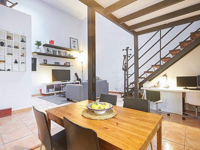 DEUX Lofts à vendre au coeur de Barcelone