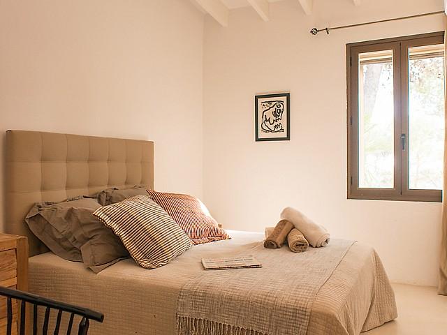 Dormitori molt lluminós