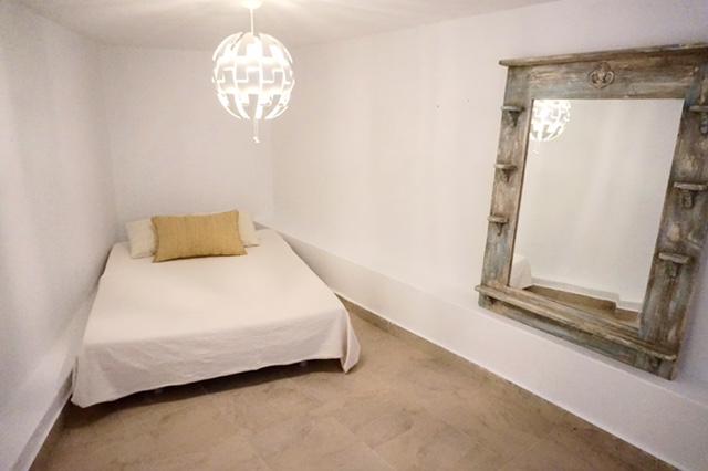 Уютная спальня виллы в аренду в Сан Агустин