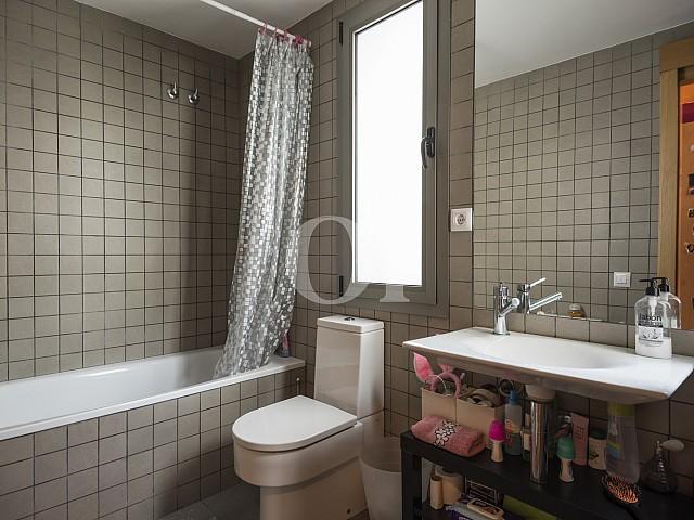 Ванная комната дома в Кальдес дЭстрак