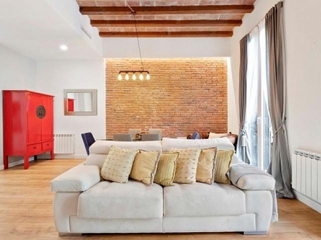 Alquiler de Apartamento Fort Pienc en Barcelona