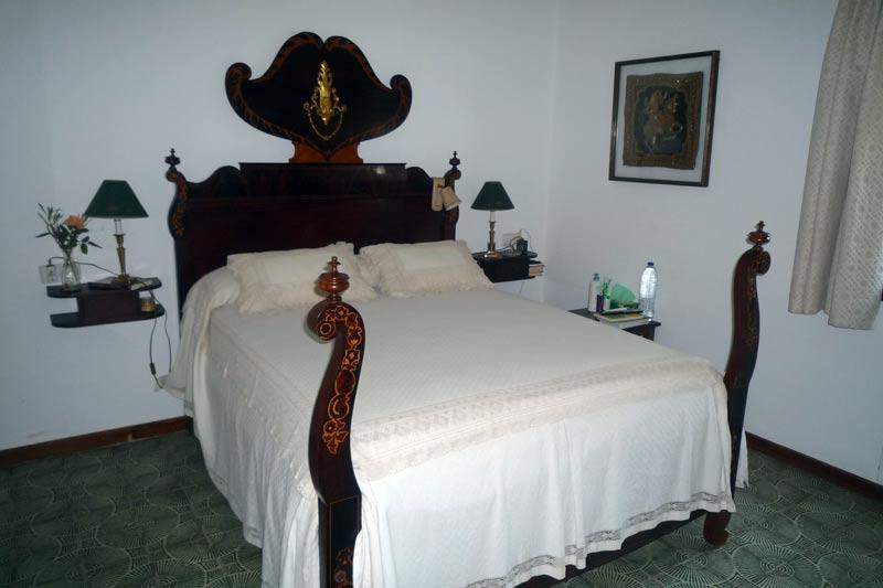 Уютная спальня дома в Амелья де Мар