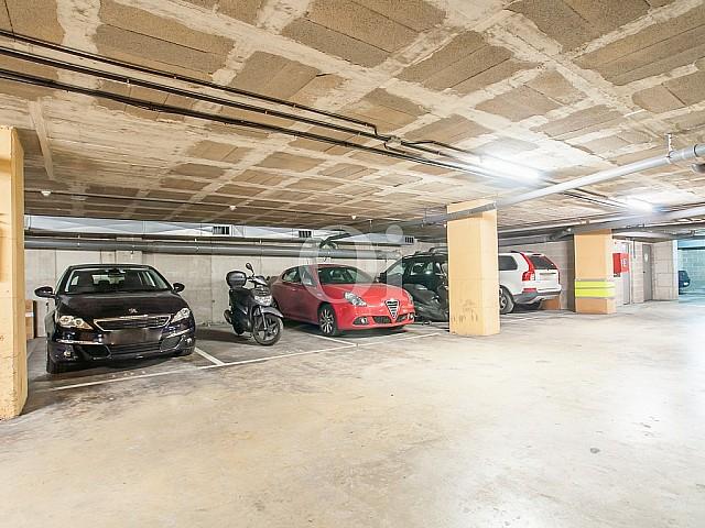 Паркинг квартиры на продажу в Побленоу