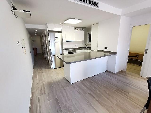 Precioso piso reformado con 4 habitaciones en Poblenou
